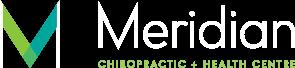 Meridian Chiropractic + Health Logo